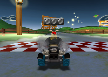 Весёлые гонки / Go Kart Go Turbo