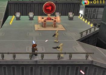Звездные войны игры лего играть онлайн