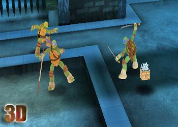 Черепашки ниндзя игры 2011