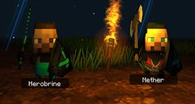 Играть онлайн в зомби крафт