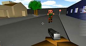 Зомби блок (Zumbi Blocks)