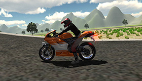 Симулятор мотоцикла (Motor simulator)