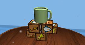 ������ ���� / Coffee Mug Block