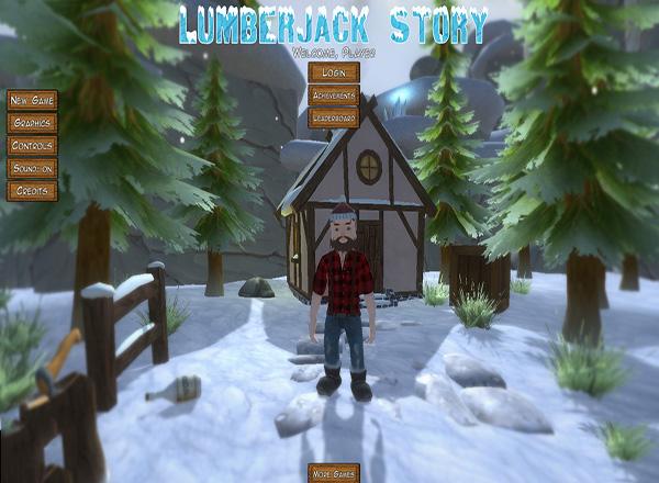 История Дровосека / Lumberjack Story