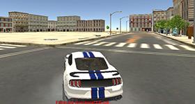 Максимальная Скорость / Top Speed Muscle Car